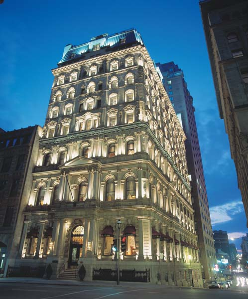 St James Hotel Montreal Canada