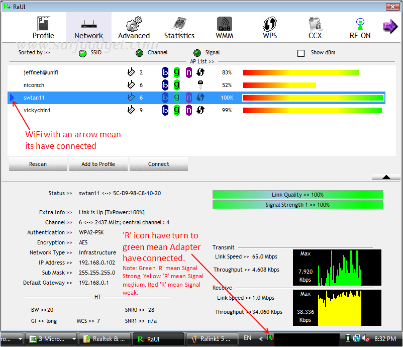 ralink rt61 driver windows 7 64 bit