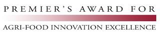 image banner Premier's Agri-Food Innovation Awards