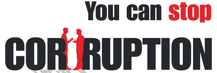 STOP KORUPSI, BERANI JUJUR HEBAT