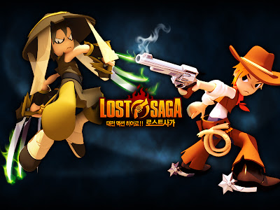 CHEAT LOST SAGA 16 | 17 APRIL 2013 Skill No Delay terbaru