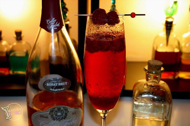 Cocktails Labios Rosas