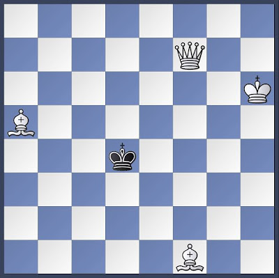 chess, chess problem, puzzle, mate in 3