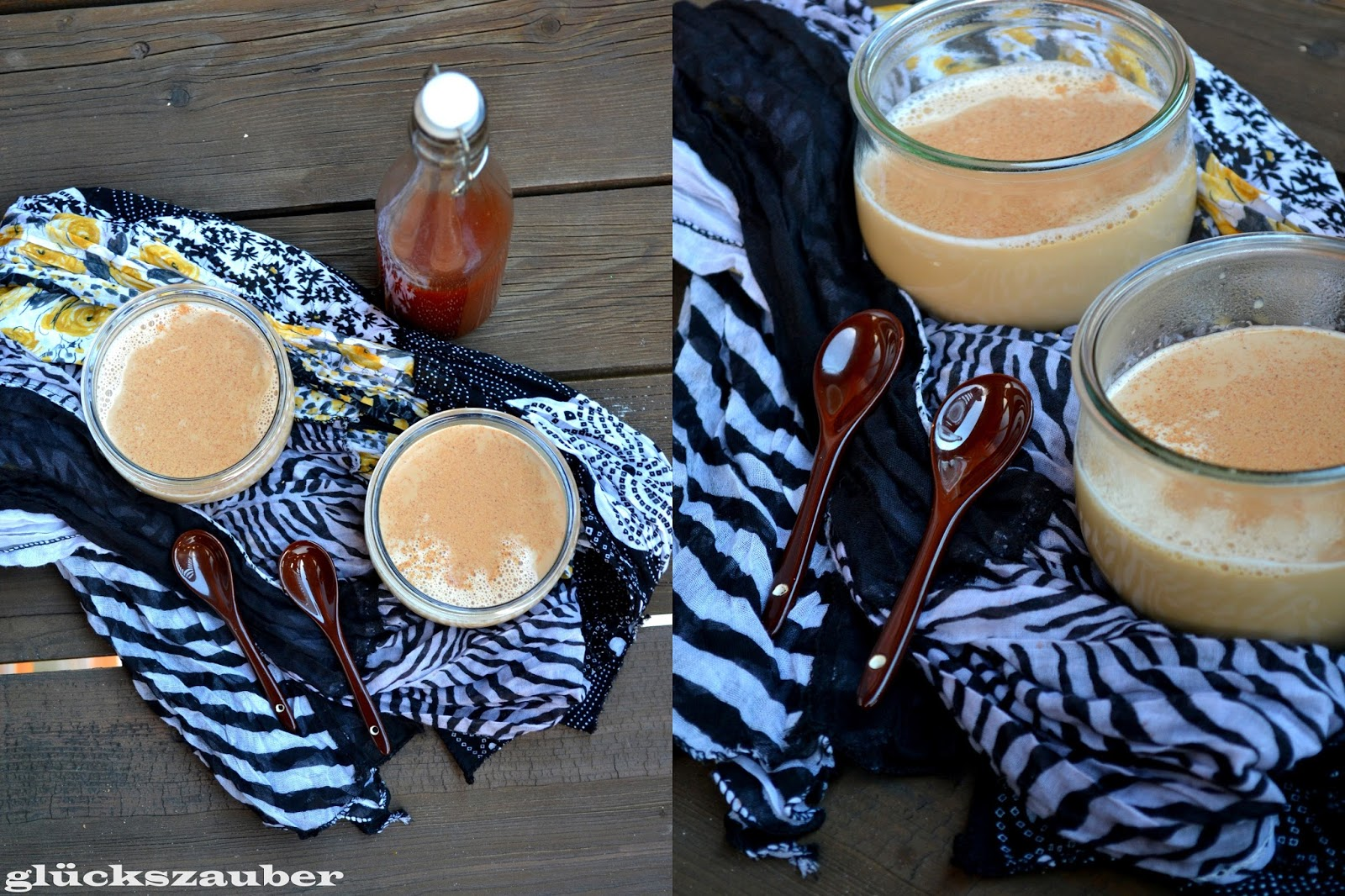 gl ckszauber pumpkin spice latte mit pumpkin spice sirup. Black Bedroom Furniture Sets. Home Design Ideas