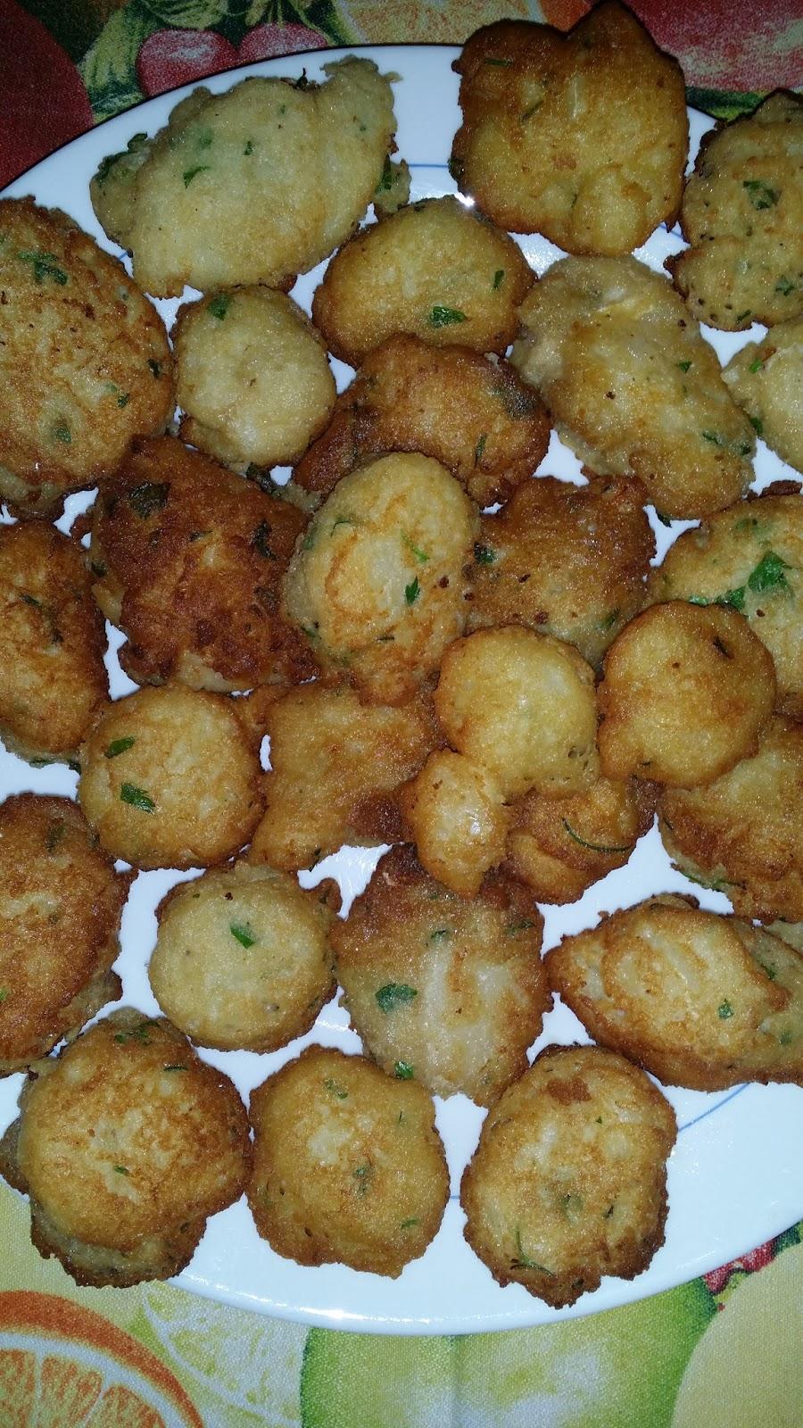Tortillitas de pan
