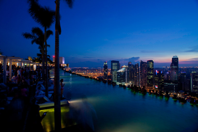 Cool Hotel Amazing Pictures Of Marina Bay Sands Hotel