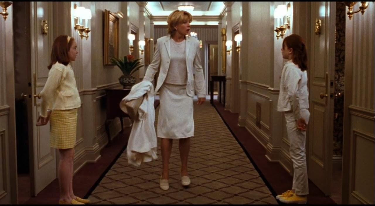 Cinematic Style Natasha Richardson In The Parent Trap