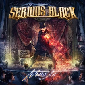 upcoming releases : Serious Black,  Magic