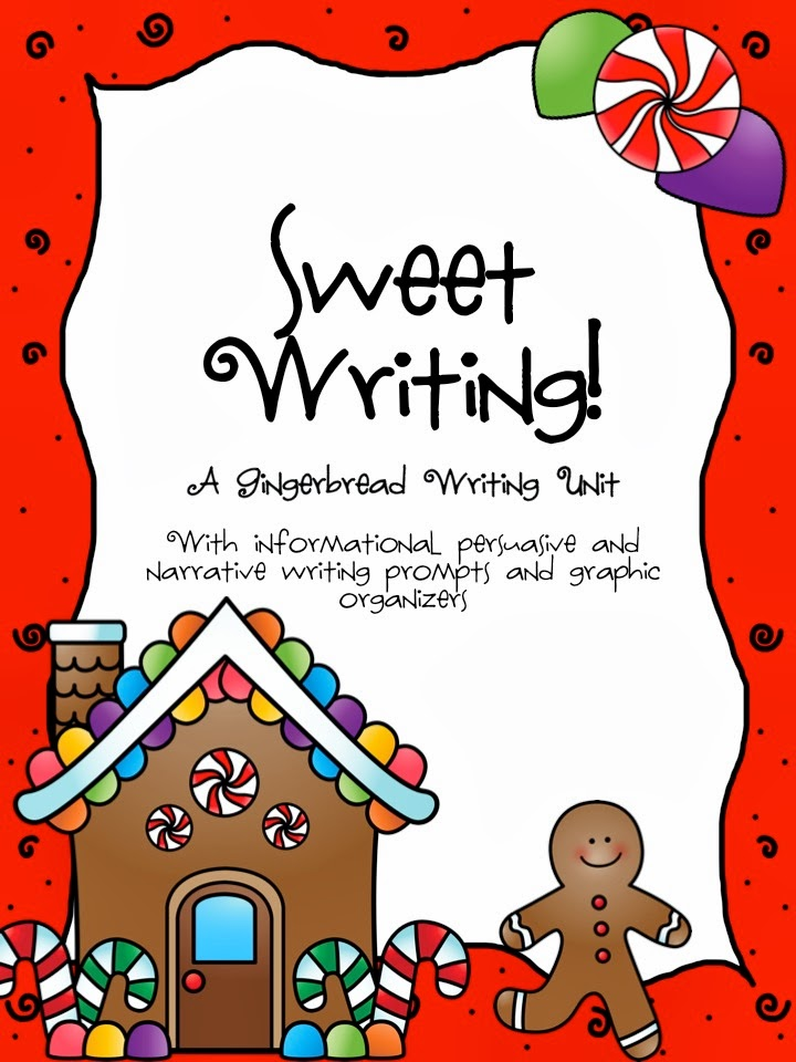 gingerbread writing paper Gingerbread house writing template writing template, free to download and print.