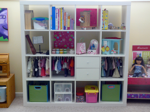 Iheart organizing reader space dolled up storage - Organizing for small spaces collection ...