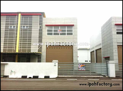 IPOH FACTORY FOR RENT (I00126)