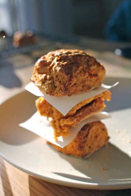 mamacook: Sugar Free Sweet Potato Scones for Babies, Toddlers and The ...