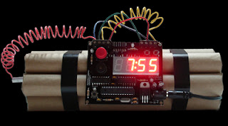 Defusable Clock: reloj explosivo
