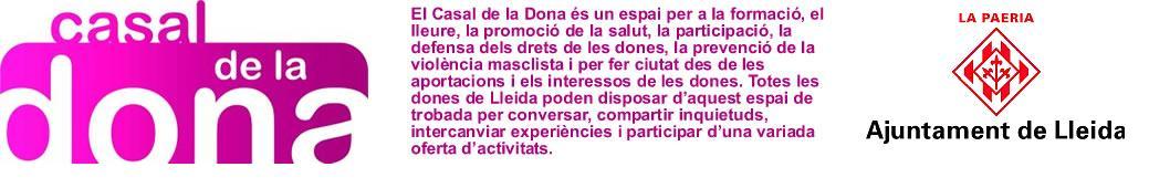 Casal de la Dona - Ajuntament de Lleida
