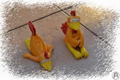Szalone kurczaki