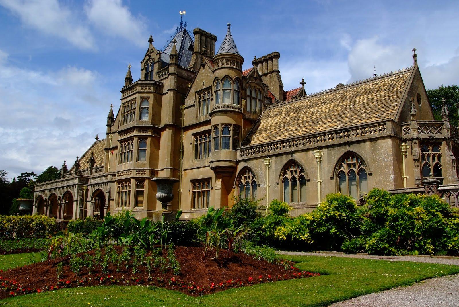 John 39 s photo blog national trust tyntesfield estate nr for Estate house