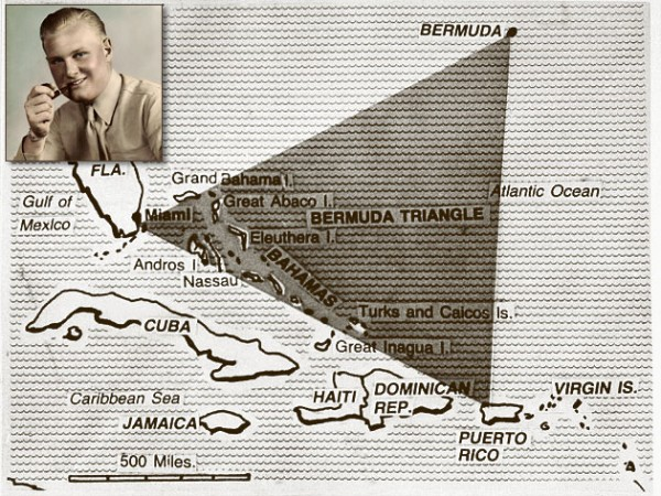 most famous unsolved mysteries of the world The Bermuda Triangle
