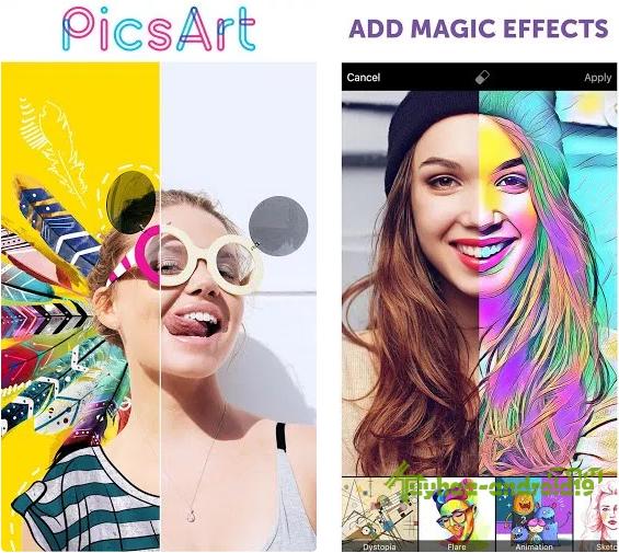 PicsArt Photo Studio kuyhaa