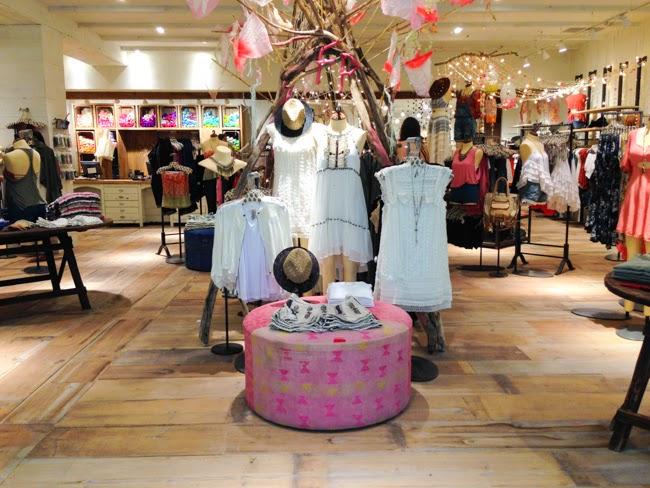 Free People Pentagon City Mall