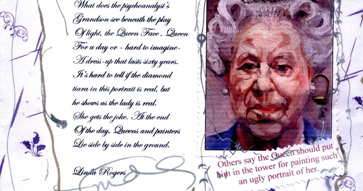 Diamond Jubilee Mail Art: Dale Roberts, Victoria, British