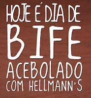 Receitas Hellmann's bife acebolado