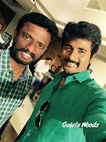 Actor Siva Karthikeyan Selfie | HD Unseen Images | Stills | Wallpapers
