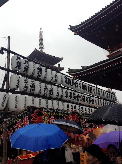 Sensouji, Asakusa