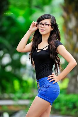 Hình ảnh những thiếu nữ Việt Nam xinh đẹp hơn hoa :)