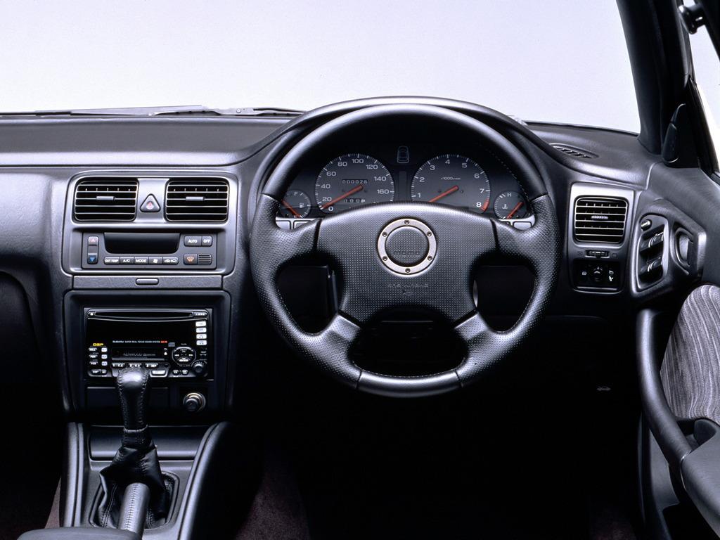 Subaru Legacy II-gen. 1993 1998 BD, BG, BK 日本車 チューニングカー スバル japoński samochód sedan boxer tuning zdjęcia wnętrze interior