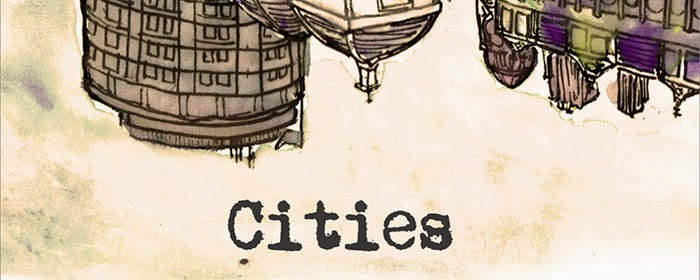 Review: Cities by Carla de Guzman