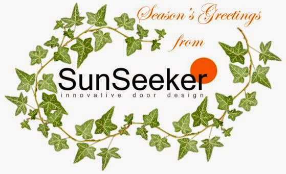 Seasons Greetings from SunSeeker Doors