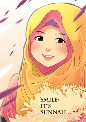 understanding hijab ,muslimah,gadis tudung,cantik