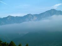 Vistes sobre la Serra del Moixeró