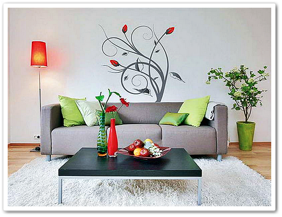 How To Choose A Beautiful Wall Art For Living Room