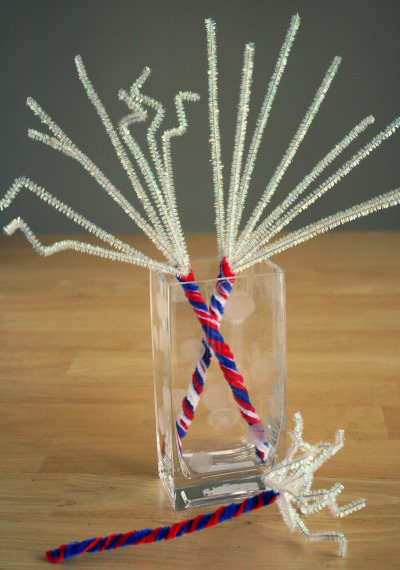 4th of july preschool crafts 4th of july pipe cleaner sparkler craft preschool crafts 118