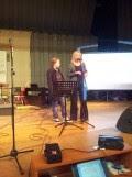 Επίσκεψη της Περιφερειάρχη Αττικής στο Μουσικό Σχολείο Ιλίου