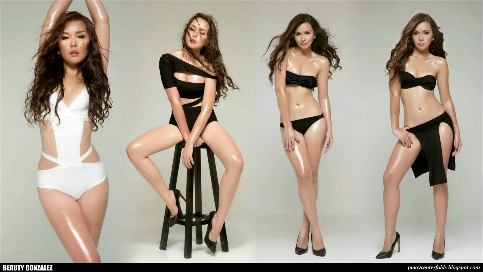 Beauty Gonzalez In FHM 3