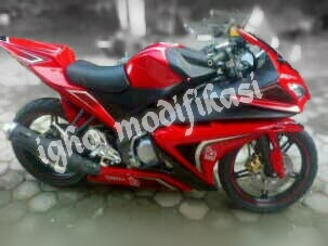 igho modifikasi street fighter style unlimited creation