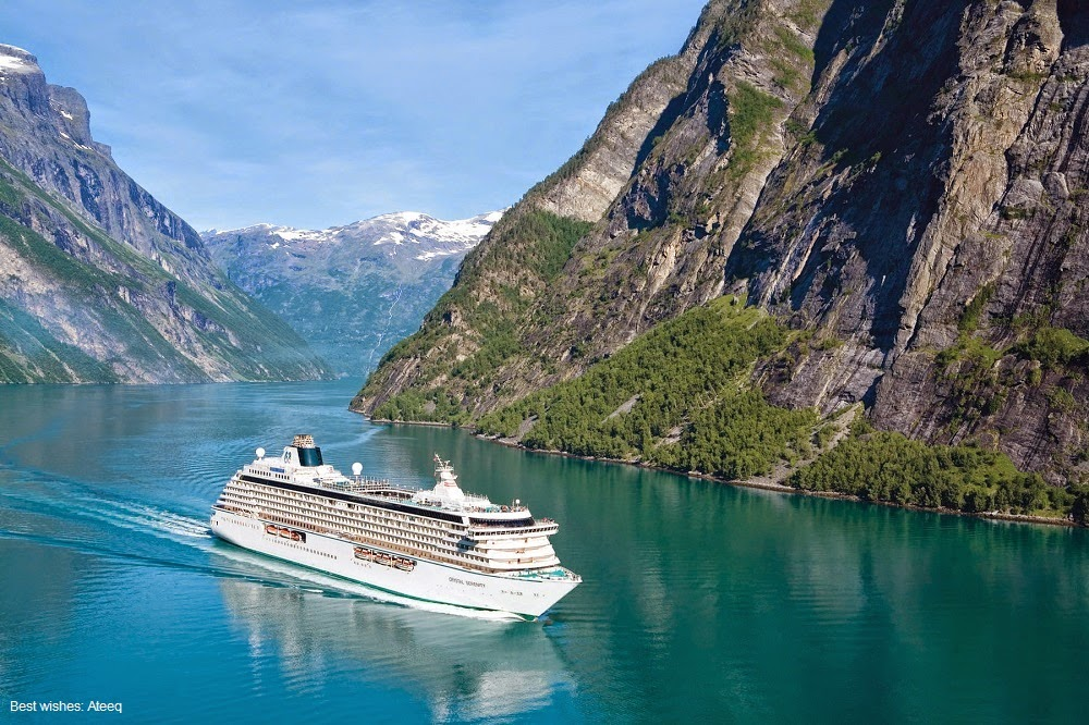 Cruises in Norway