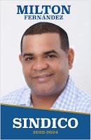 MILTÓN FERNÁNDEZ ALCALDE BARAHONA 2020 PRM