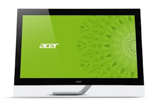 Acer T232HL and T272HL Latest Touchscreen Monitor from Acer