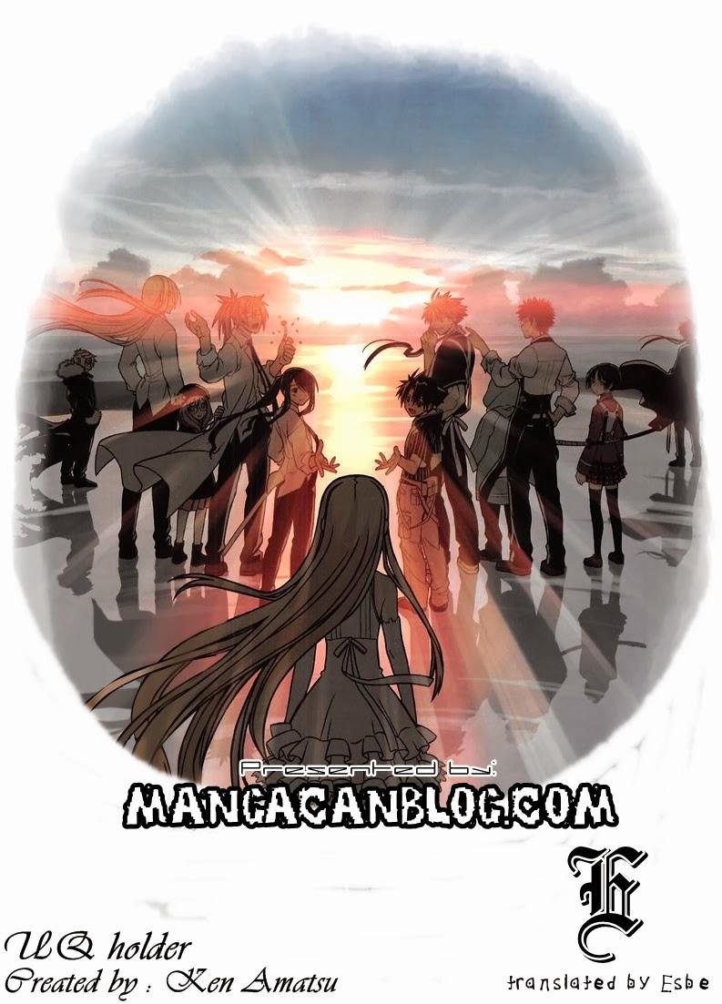 Komik uq holder 012 - first mission 13 Indonesia uq holder 012 - first mission Terbaru 1|Baca Manga Komik Indonesia