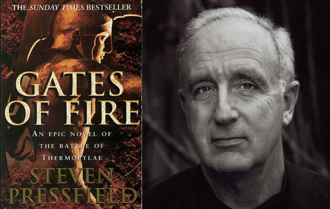 gates of fire by steven pressfield essay