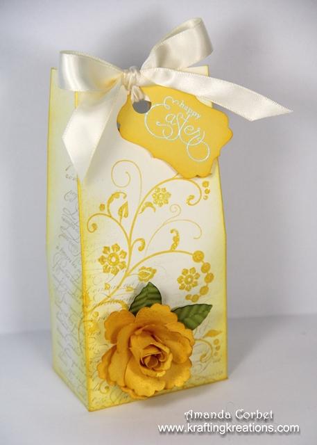 Spring Rose Gift Box