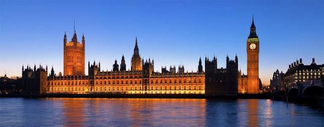 Tempat Wisata Di Inggris - Palace of Westminster (Istana Westminster)