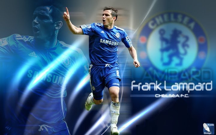 Frank Lampard Iphone Wallpaper