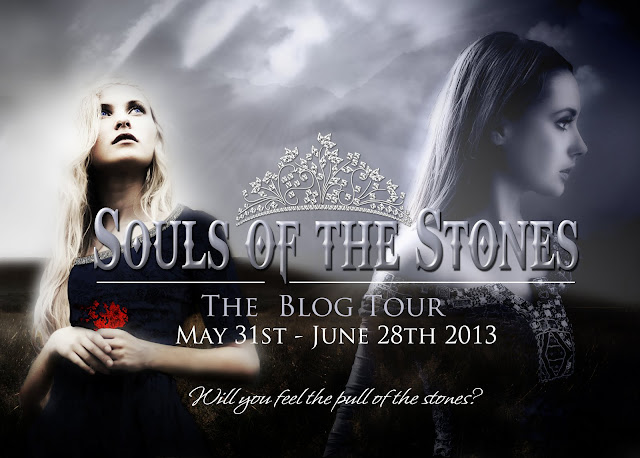 Souls of the Stones – Blog Tour Signups now open.