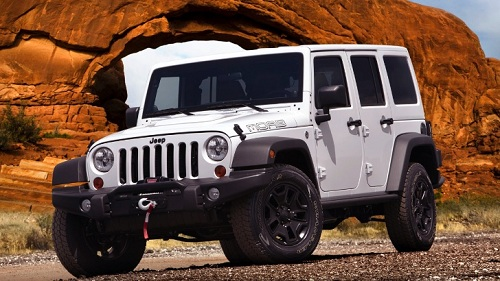 Jeep coming to India in 2013