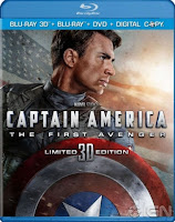 Download Captain America The First Avenger 3D (2011) BluRay 720p Half SBS 700MB Ganool