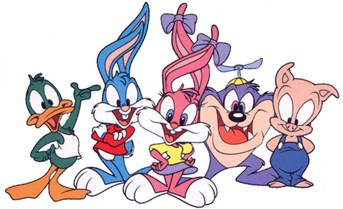 Tiny Toons in Japan